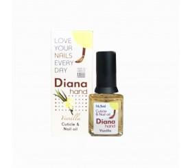 DIANA CUTICLE AND NAIL OIL VANILLA 16,5ML